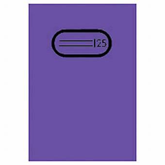 Herma Heftschoner Transparent A4 Violett 7496 ohne Namensschild