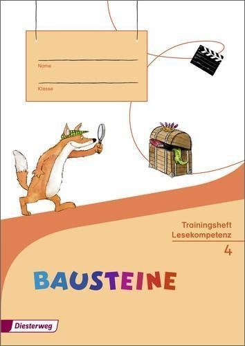 BAUSTEINE Lesebuch 4. Trainingsheft Lesekompetenz (Ausgabe 2014)