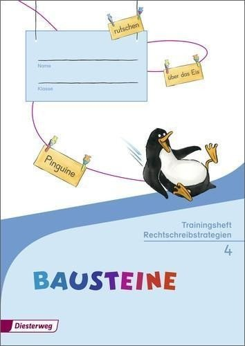 BAUSTEINE Sprachbuch 4. Trainingsheft Rechtschreibstrategien (Ausgabe 2014)