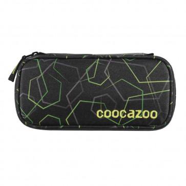 "Coocazoo Schlamperetui ""PencilDenzel"" Laserbeam Black"