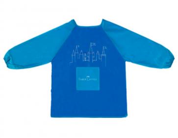 Faber Castell Malkittel blau Universalgröße
