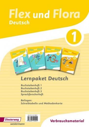 Flex und Flora 1. Lernpaket