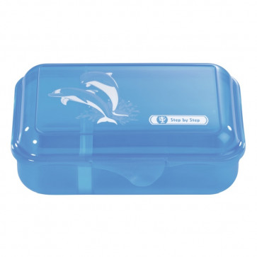 """Step by Step Lunchbox """"Happy Dolphins"""""""