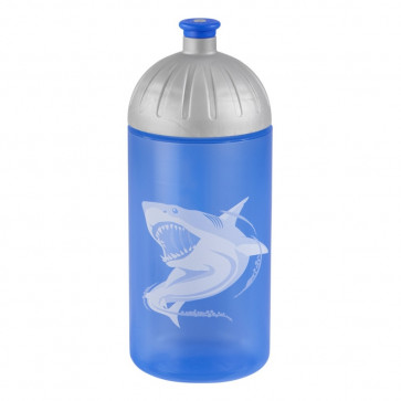 """Step by Step Trinkflasche """"Angry Shark"""""""