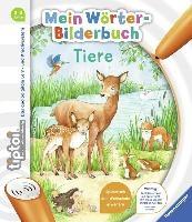 tiptoi® Mein Wörter-Bilderbuch Tiere Kinderbücher Ravensburger Buchverlag