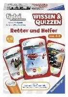tiptoi® Wissen & Quizzen: Retter und Helfer Kartenspiel Ravensburger Buchverlag