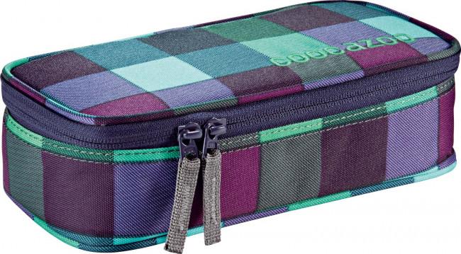 am modischsten Vereinigte Staaten 50% Preis Coocazoo Schlamperetui PencilDenzel Green Purple District