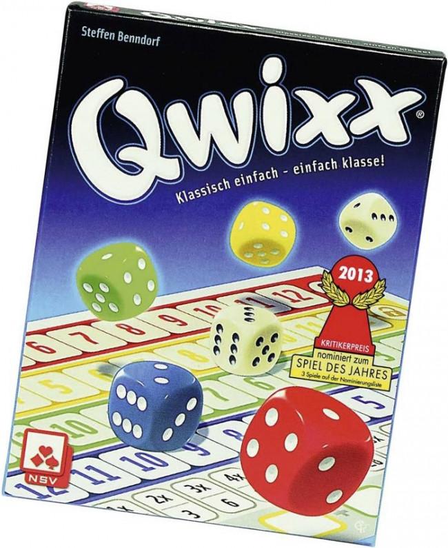 WГјrfelspiel Qwixx