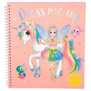Ylvi & the Minimoomis Dress Me Up Sticker Fun || Depesche Stickerbuch 10467