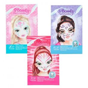 TOPModel Beauty-Tuchmaske (verschiedene Farben)    Depesche 10741