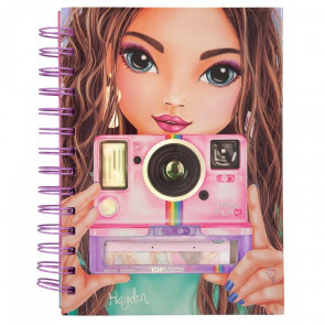 TOPModel Notizbuch mit Selfie Notes CANDY CAKE 11137