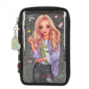 TOPModel 3-Fach Federtasche GIRLZ CLUB 11211