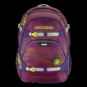 "Coocazoo  Rucksack ""e-ScaleRale"" Soniclights Purple"