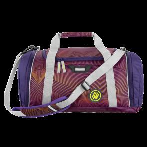 """Coocazoo Sporttasche """"SporterPorter"""" Soniclights Purple"""