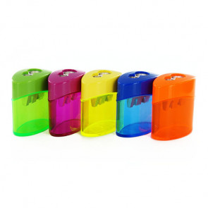 MILAN Doppel Dosenspitzer Swing in verschiedenen Farben
