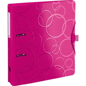 """Brunnen Ordner """"PP"""" Colour Code pink"""