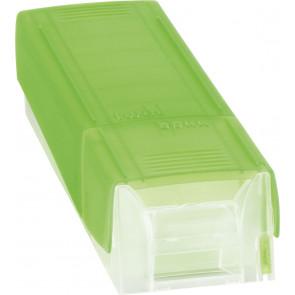 Brunnen Twinboxx A8 gefüllt grün transpar