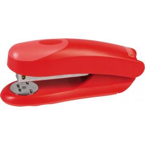 Brunnen Heftgerät Soft-Touch Colour Code red