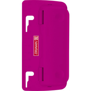 Brunnen Taschenlocher pink 102065026