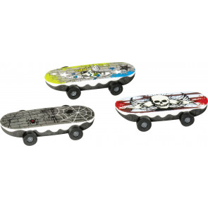 Brunnen Radierer Skateboard