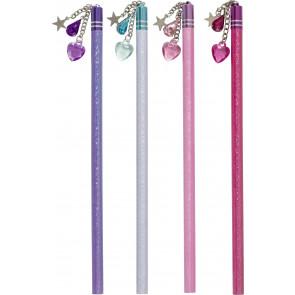 Brunnen Bleistift Girls mit Anhänger