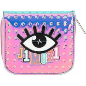 J1MO71 Portemonnaie Holo multicolor (mehrfarbig glänzend) 10312 || J1MO71 - Lisa & Lena Geldbeutel multi