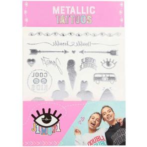 J1MO71 Metallic Tattoos 10373 || J1MO71 - Lisa & Lena Accessoires
