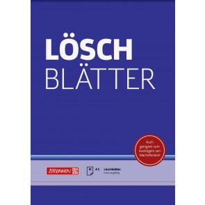 Brunnen Löschblattblock DIN A5 10 Blatt
