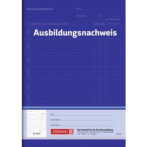Brunnen Heft Ausbildungsnachweis DIN A4 28 Blatt