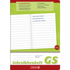 Brunnen Schreiblernheft A4 1044003  Lineatur GS 80 g/m² 16 Blatt
