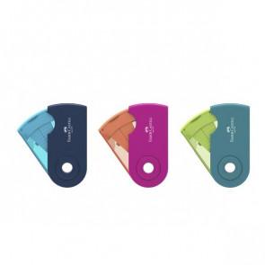 Faber-Castell Spirtzer Doppelspitzdose Sleeve Trend 19