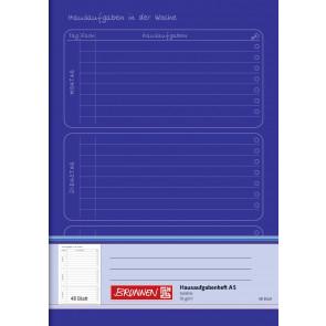 Brunnen Hausaufgabenheft A5 48Bl