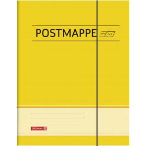 """Brunnen Sammelmappe """"Postmappe"""" DIN A4 mit Gummizug"""