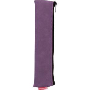 Brunnen Schlampermäppchen mit Gummiband purple
