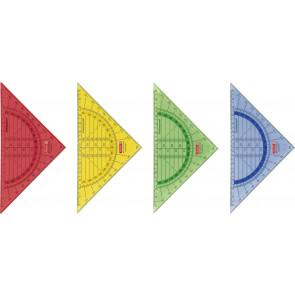 Brunnen Geometrie-Dreieck 16 cm bruchsicher in Farbe