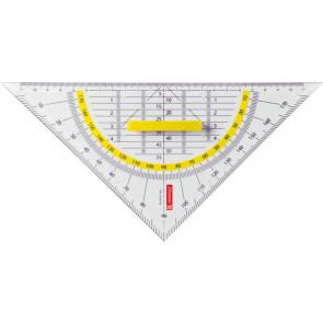 Brunnen Geometrie-Dreieck 22 cm glasklar