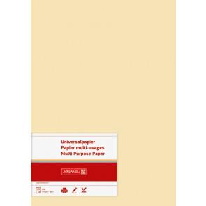 Brunnen Multifunktionspapier Universalpapier A4 chamois