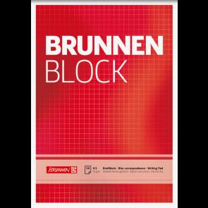 """Brunnen Block """"BRUNNEN-Block"""" DIN A5 kariert"""