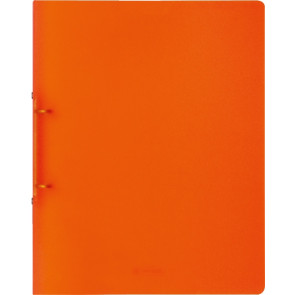 Brunnen Ringbuch FACT!pp orange