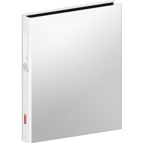 Ringbuch A4 Uni 2-Ring weiß