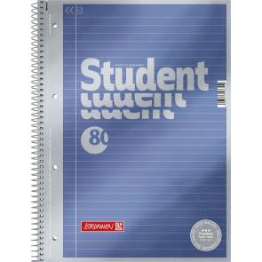Collegeblock A4 liniert Premium