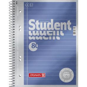 Brunnen Collegeblock A5 liniert Nr. 21 Premium