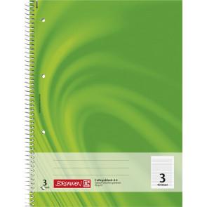 Brunnen Collegeblock A4 106720302 Vivendi Lineatur 3