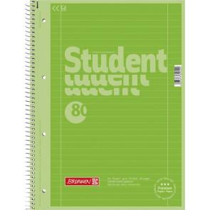 Brunnen Collegeblock A4 1067927152 kiwi Lineatur 27