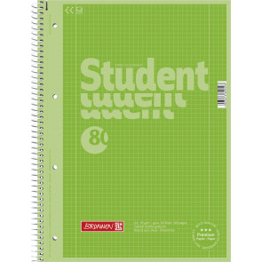 Brunnen Collegeblock A4 1067928152 kiwi Lineatur 28