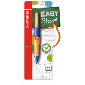 Stabilo Druckbleistift EasyErgo 1,4mm R ultramarine- neonorange Rechtshänder
