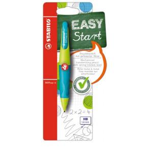 Stabilo Druckbleistift EasyErgo 1,4mm R neonlimonegrün- aquamarin Rechtshänder
