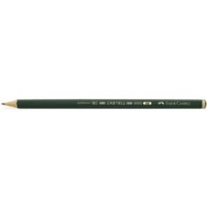 Faber Castell Bleistift Castell 9000-3H