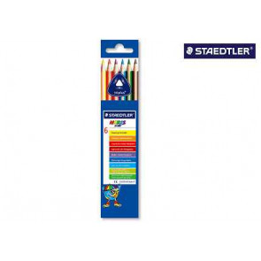 Staedtler Triplus Slim 6Er-Etui Noris Club 127Nc6