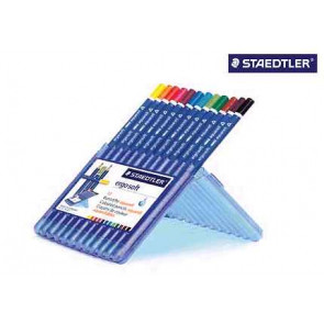 Staedtler Aquarell-Farbstift Ergo Soft 12er Set